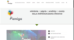 Preview of famiga.pl